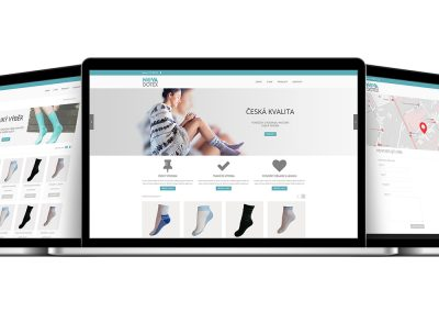 Novadotex.cz – webové stránky